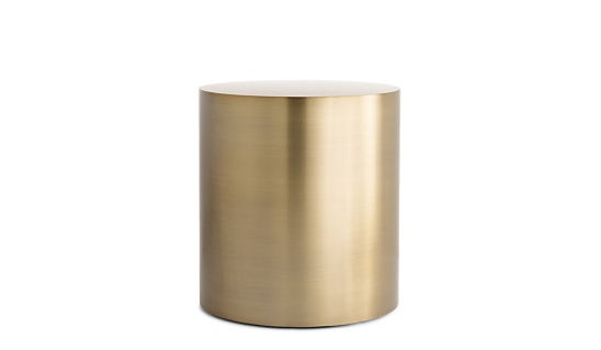 Drum Side Table, Design Within Reach.